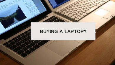 Photo of Things you should consider before buying a laptop
