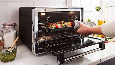 Photo of The air fryer toaster oven you'll encounter during your cooking stove