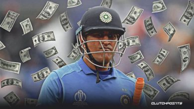 Photo of Mahendra Singh Dhoni Net Worth