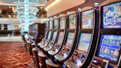 Photo of A look at the multi-hand poker slot machine