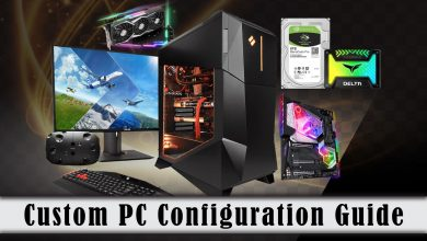 Photo of Custom PC Configuration Guide