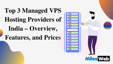 Photo of Top 3 Managed VPS Hosting Providers of India – Overview, Features and Prices