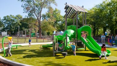 Photo of Do you need major playground?