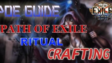 Photo of Path of Exile 3.13 Guide: PoE: Ritual (Echoes Of The Atlas) Crafting