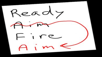 Photo of Project Selection – Ready, Aim, Fire