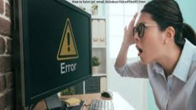 Photo of [pii_email_6b2e4eaa10dcedf5bd9f] Error problematic explanation