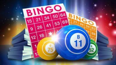 Photo of Different bingo types