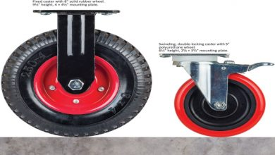 Photo of The Purpose and Benefits of Castor Wheels
