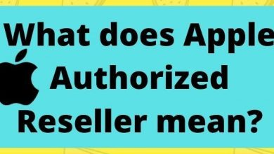 Photo of What does Apple Authorized Reseller mean?
