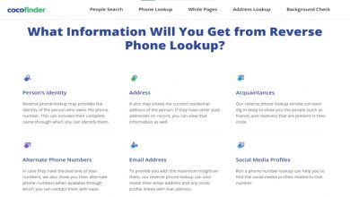 Photo of 5 Benefits Of A Free Reverse Phone Lookup Website For Your Needs