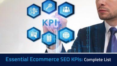Photo of Essential Ecommerce SEO KPIs: Complete List