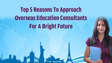 Photo of 5 Reasons to approach study overseas consultants