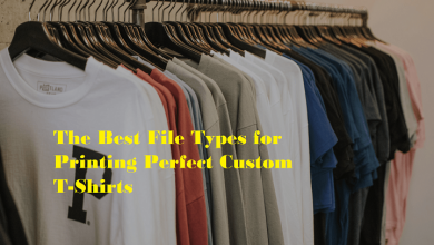 Photo of The Best File Types for Printing Perfect Custom T-Shirts
