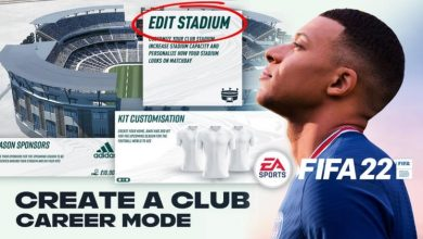 Photo of FIFA 22 Confirmed News – Top 5 Amazing Creating A Club Features Are Coming To FIFA 22