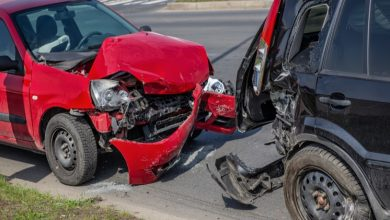 Photo of Repair Costs After A Car Collision