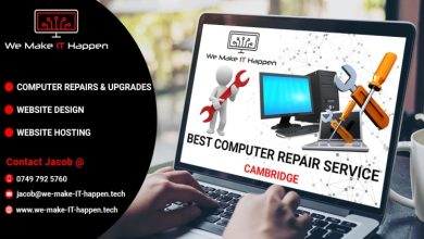 Photo of All the computer repair services you need in your emergency are now at your fingertips.
