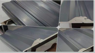 Photo of Vinyl roof vs Metalsheet roof
